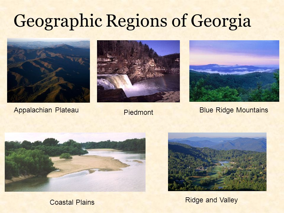 The 10 Geographic Regions of the World