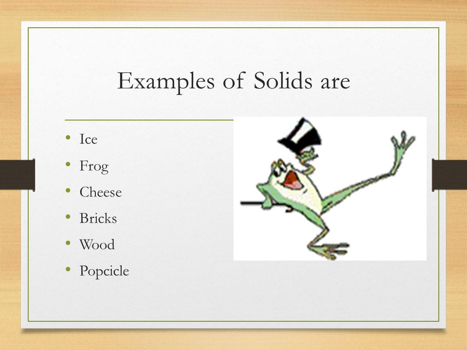 The Three States Of Matter Ppt Video Online Download