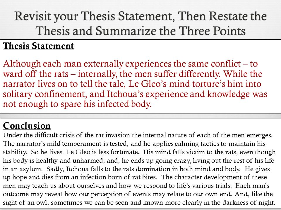 three point thesis statement definition How to write a three part thesis statement by mrs scruggs 1 a good educate people (key point #2) entertain people (key point #3) 5.
