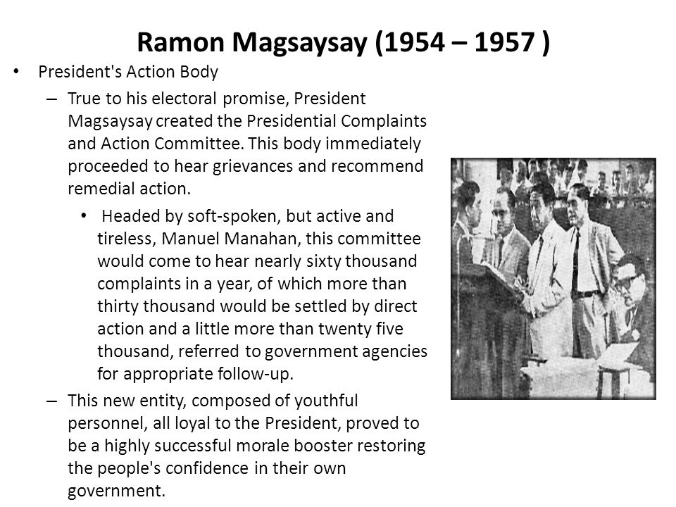 programs of ramon magsaysay Courses offered ramon magsaysay memorial college is a privately-owned non-sectarian institution offering various 2-year and 4-year courses in information technology, accountancy, liberal arts, business, engineering, criminology, education, and social work as well as graduate studies in education.
