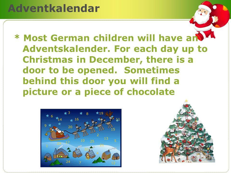 Adventkalendar