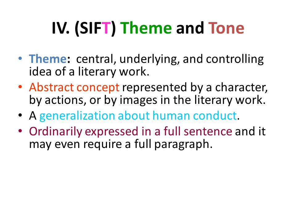 the importance of tone in literary works In literature, the tone of a literary work is the effect that the writer creates on the  readers through  it is important to recognize that the speaker, or narrator is not  to be confused with the author and that attitudes and feelings of the speaker or.
