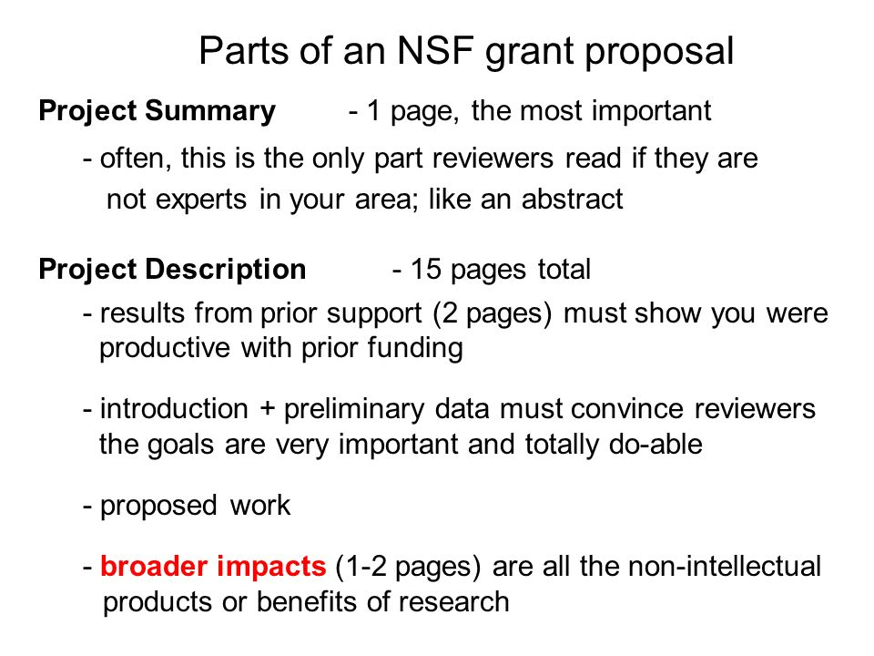 nsf research proposal School of biological sciences format for dissertation or masters thesis research proposal national science foundation (nsf) style proposal background.