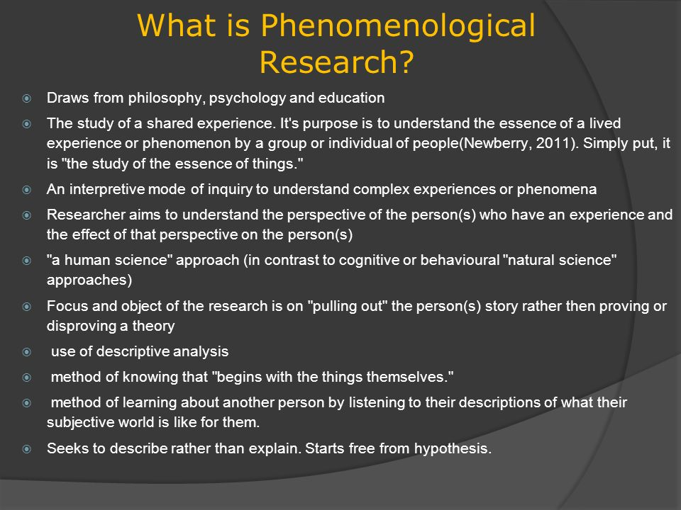 what is phenomenology A teaching-focused university in north vancouver, bc with programs in arts, sciences, fine and applied arts, business, tourism, outdoor recreation, health, education, preparatory studies and more.