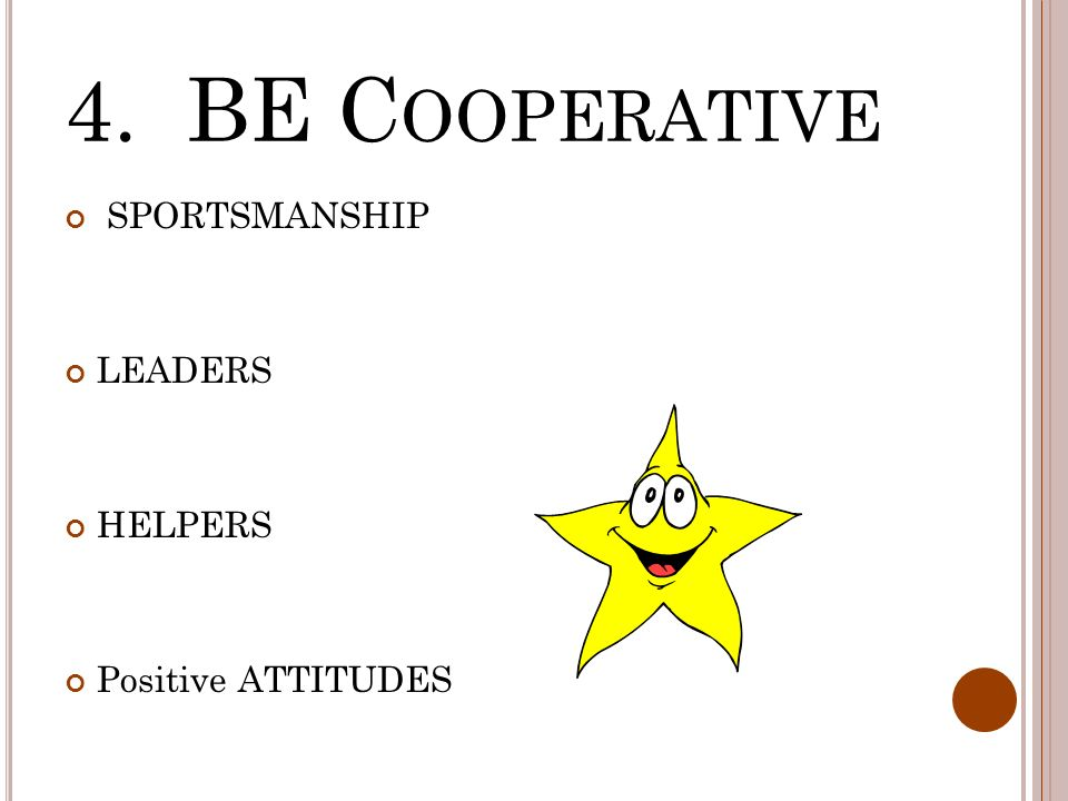 Image result for Be cooperative