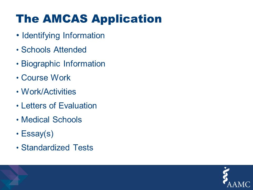 amcas coursework instructions As stated in the amcas instructions, it is strongly recommended that you request official transcripts for use in completing the course work section since information in webadvisor does not necessarily correspond with what will appear on your official transcript.