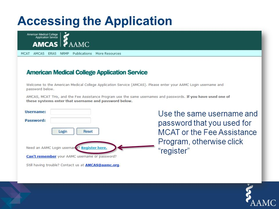 amcas personal statement aamc