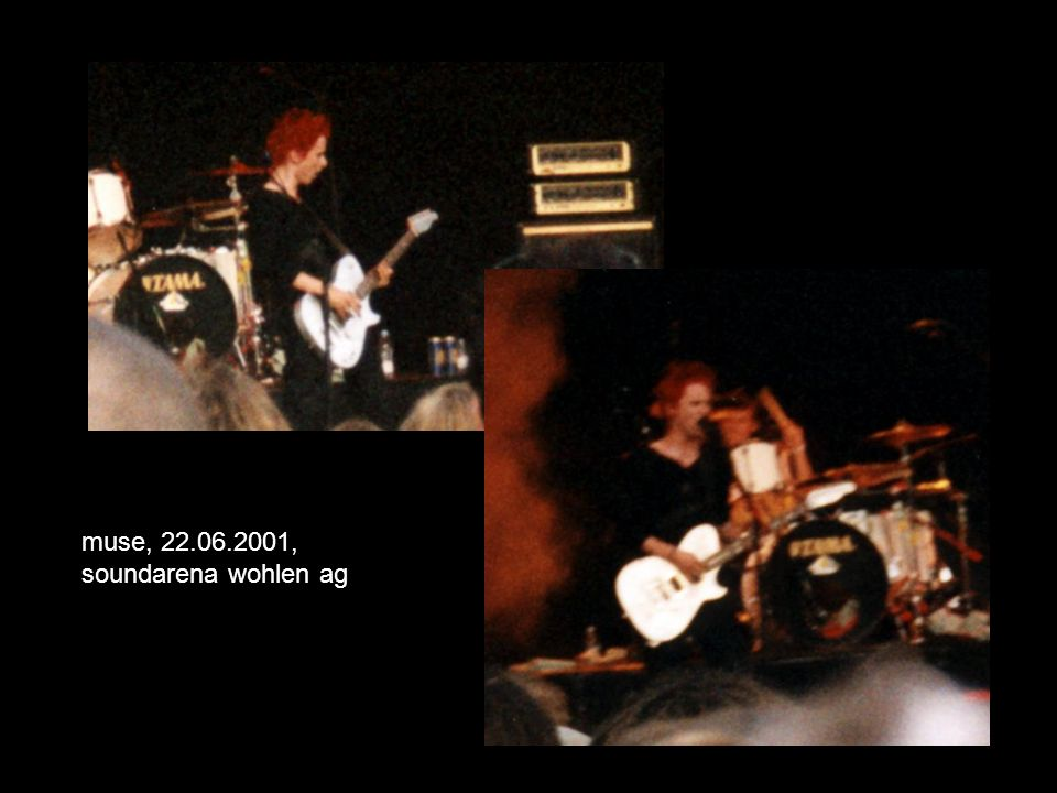 muse, 22.06.2001, soundarena wohlen ag