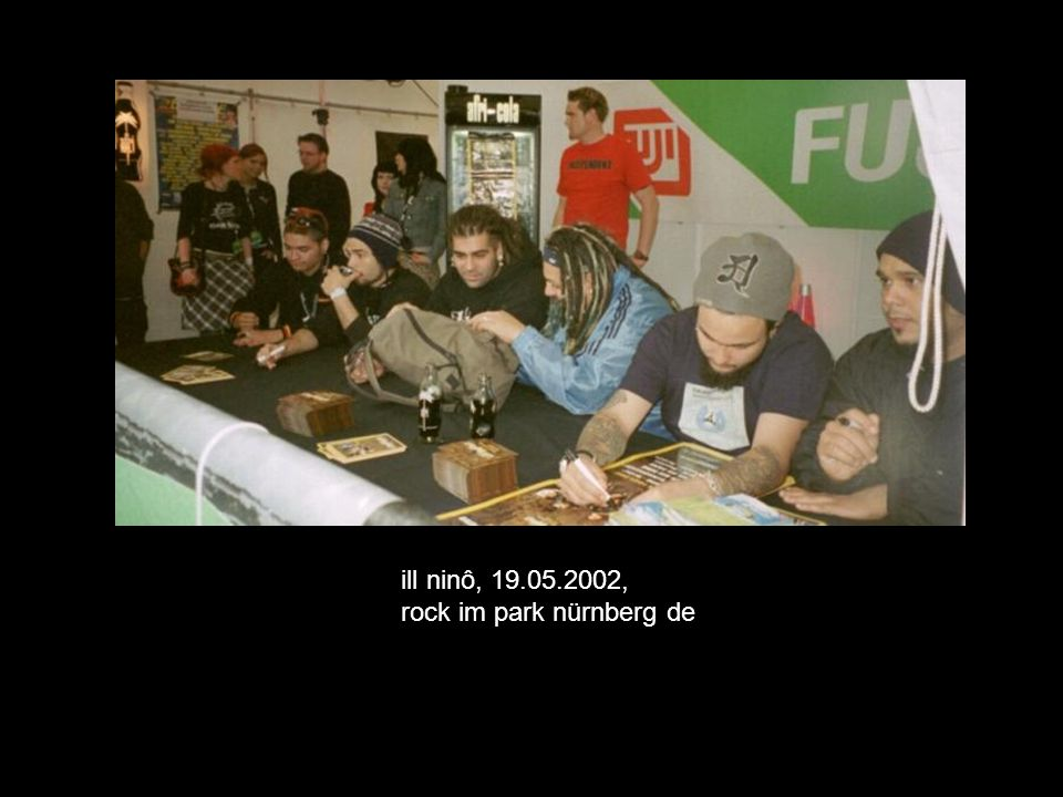 ill ninô, 19.05.2002, rock im park nürnberg de