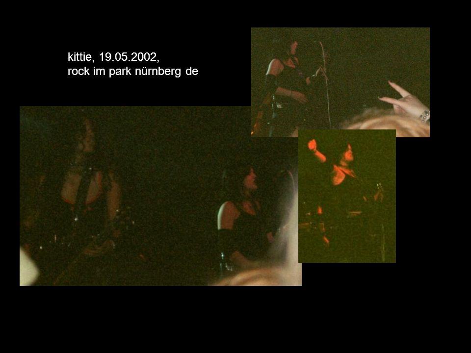 kittie, 19.05.2002, rock im park nürnberg de
