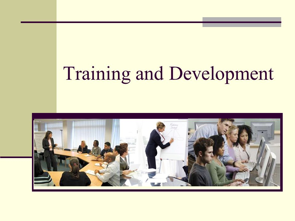 training and devlopment Training delivery  close training delivery the latest content on facilitation and leading engaging learning experiences measurement & evaluation close.
