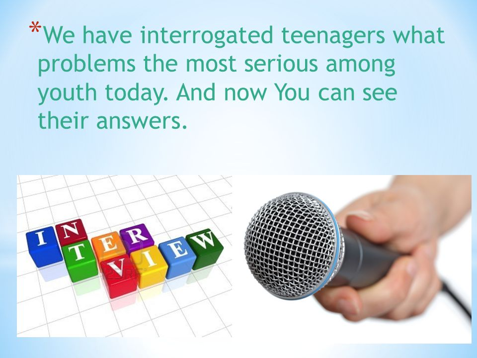 financial problems among teenagers nowadays Despite the range of financial literacy initiatives targeting children and teenagers, 28 percent of consumers in a 2014 survey told the credit counseling foundation that they primarily learned.