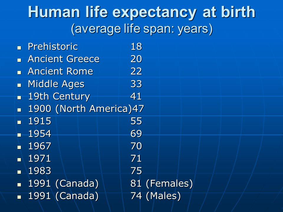 Aging population essay