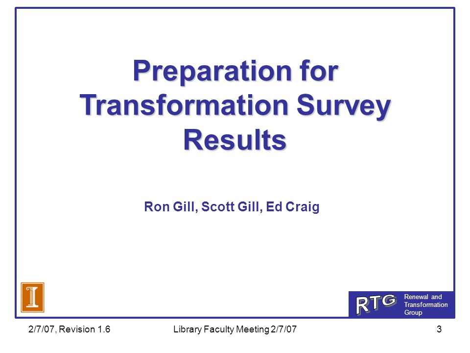 "Feedback From The Library Leadership Retreat"" - Ppt Download"