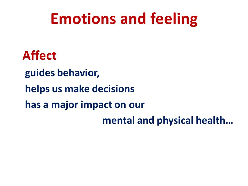 behaviorism how society effects our decisions This impacts our thinking and decision-making in negative ways, leaving us susceptible to intense emotions and impulsive reactions all of these effects can leave us unable to act appropriately mental health other consequences of long-term fear include fatigue, clinical depression, and pstd so whether threats to our security are real or perceived, they impact our mental and physical wellbeing.