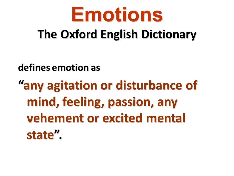dictionary of emotions and feelings pdf