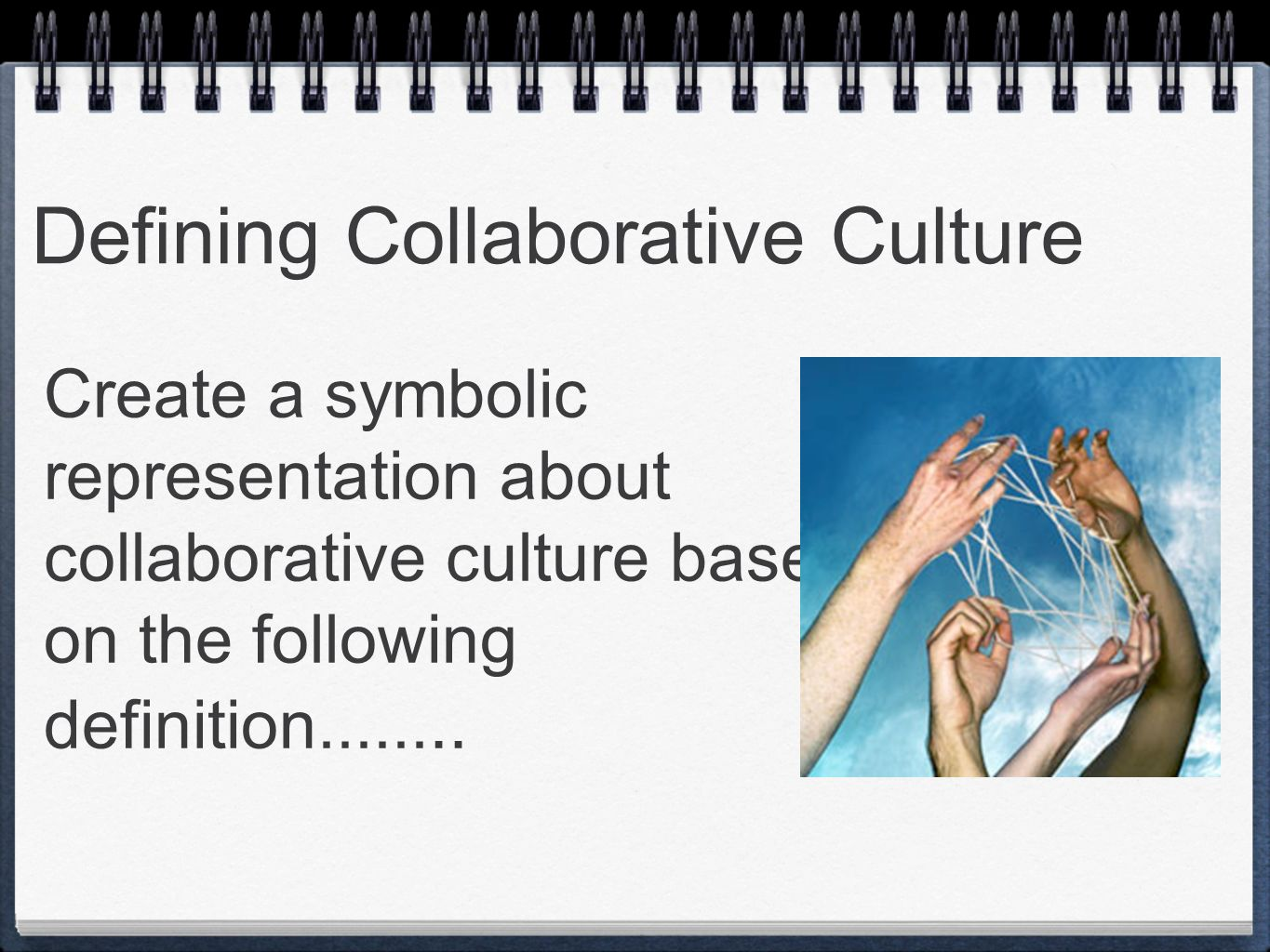 Collaborative Teaching Meaning ~ Professional learning community ppt video online download