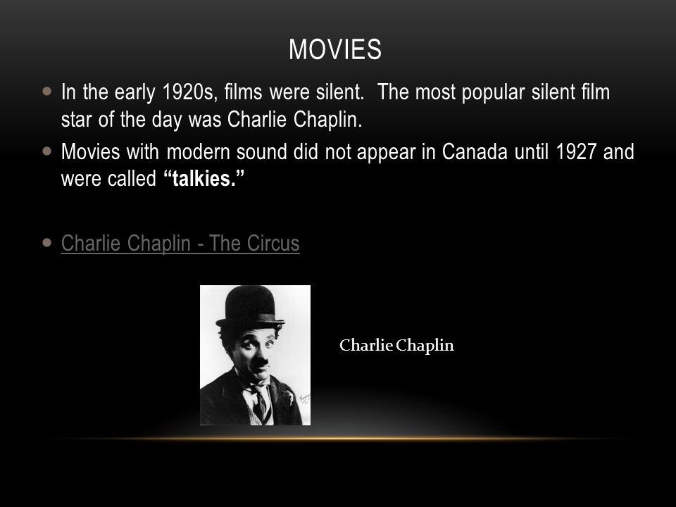 Transition of the film industry from silent films to sound films
