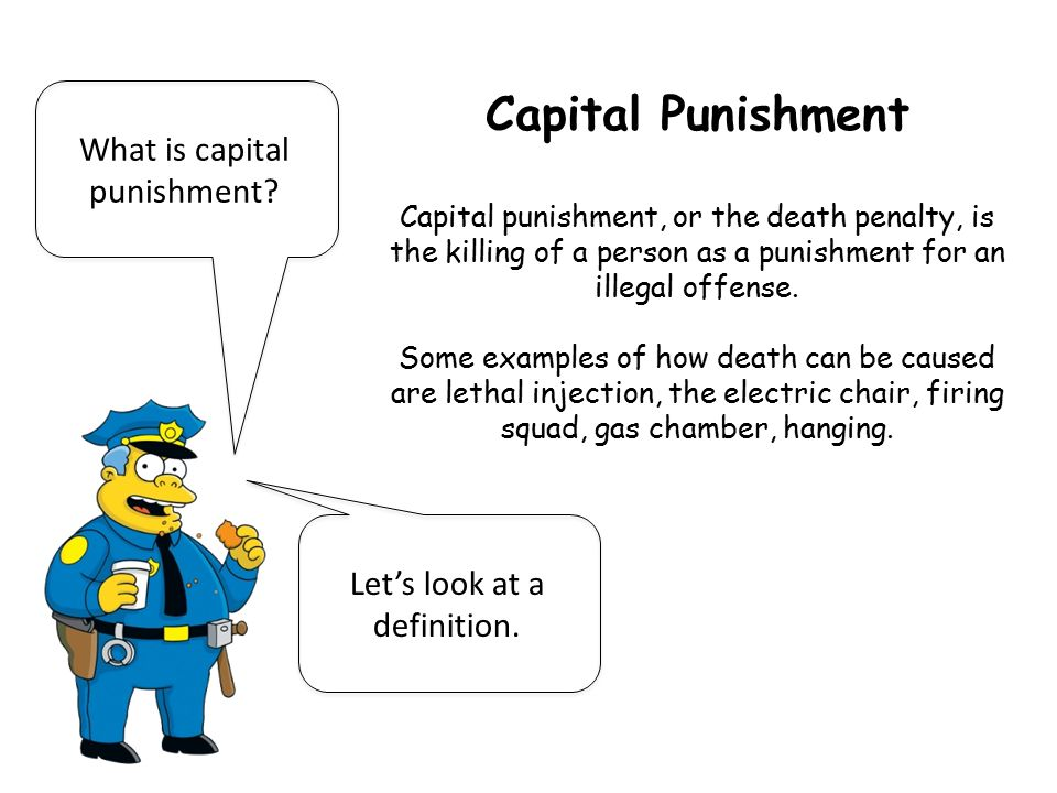 capital punishmennt This game was published for political reasons, to make a point that it turns out  to be somewhat enjoyable is purely coincidental in this game, a player may win.