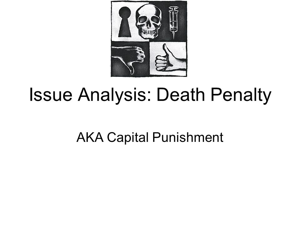 the death penalty is not effective essay This sample persuasive essay on death penalty provides a thesis/claim that establishes a purpose and will be followed by points and particulars that prove the that are heavily influenced by research and outside sources.