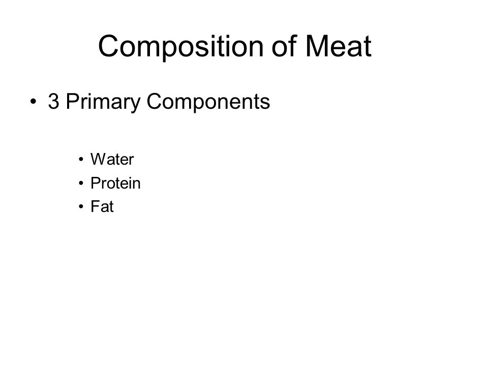 composition and structure of meat Composition and structure light meat and dark meat chicken and turkey light meat : documents similar to understandunderstanding poultry and game birdsppting poultry and game birds skip carousel carousel previous carousel next dioxins in organic eggs.