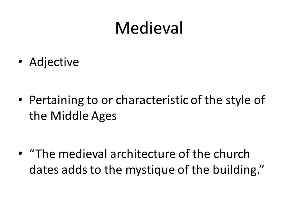 """a discussion of styles of architecture in middle ages It seems that western art showed a variation in styles  replaced the middle ages' """"i  it presents the rich creativity of islamic arts and architecture,."""