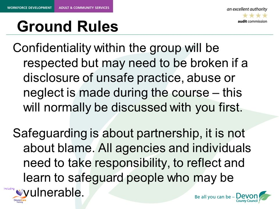 challenge ineffective practice in the promotion of the safeguarding of vulnerable adults Challenge ineffective practice in the promotion of the safeguarding essay to challenge these abuse we need safeguarding and protection of vulnerable adults principles of safeguarding and protection.
