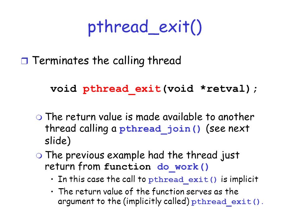 Shared Memory Programming with Threads   ppt download  writing a professional cv tips  case study pthreads library ppt