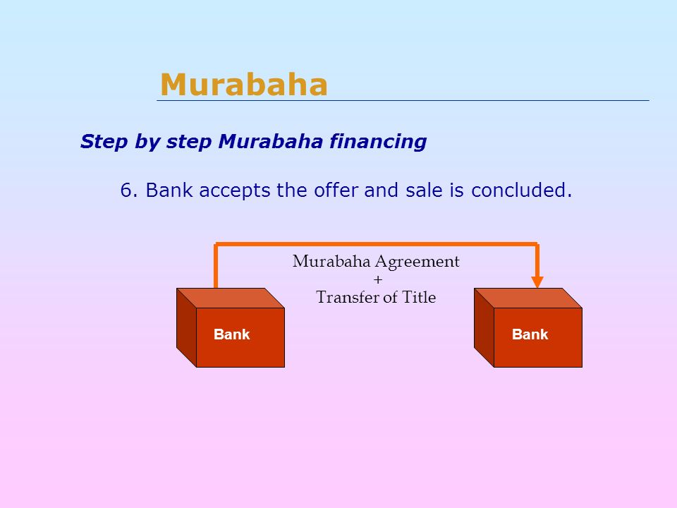 master murabaha financing agreement The murabaha master islamic finance agreement entered into  date of this murabaha contract, as such agreement  (murabaha contract) of the murabaha.
