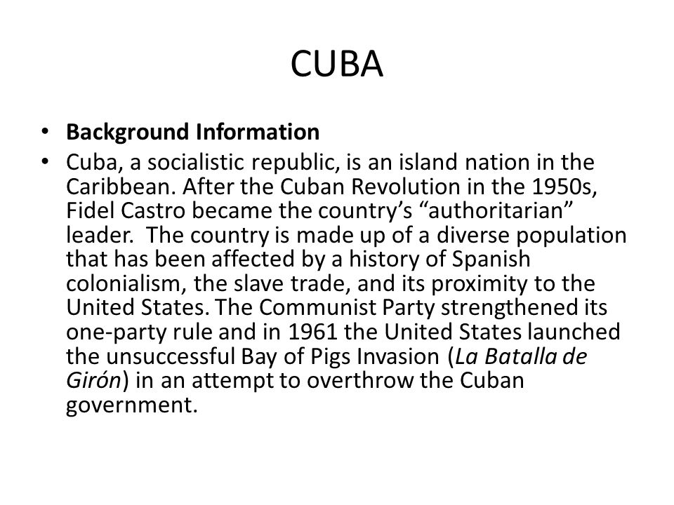 fidel castro leader of the cuban revolution history essay Fidel castro's role in the cuban revolution essay sample  castro was the leader of the revolution and i believe that if it was not for his romantic charisma .