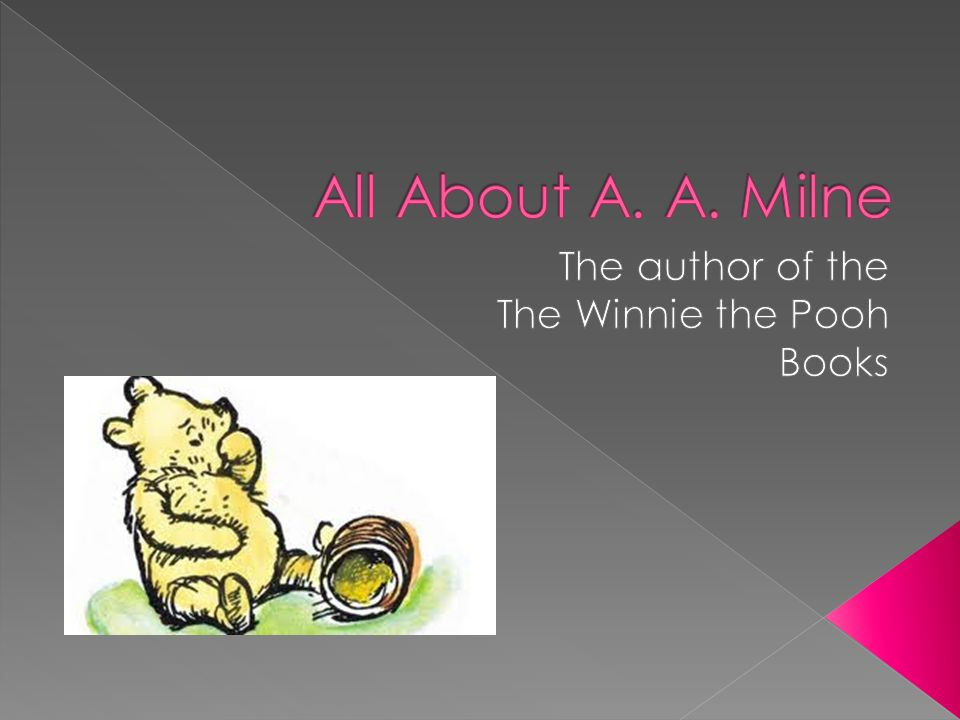 the boy comes home by aa milne