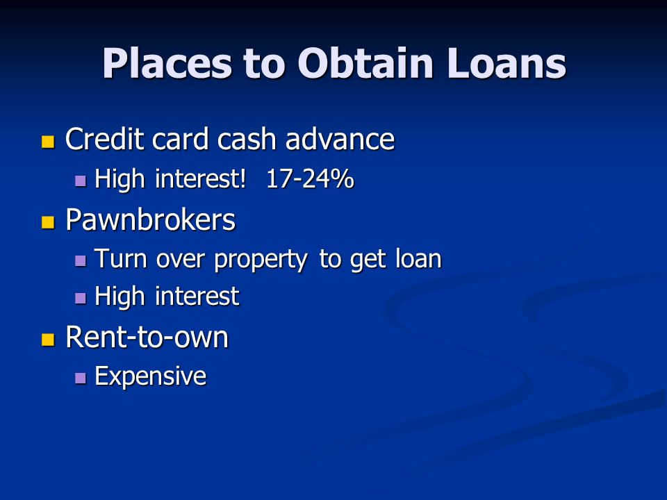 Cash advance loans with installments picture 10