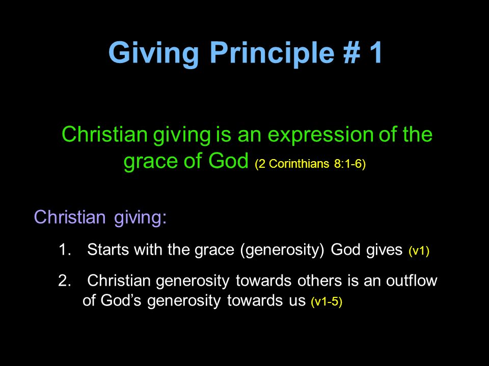 judaism understanding of gods generosity A christian understanding of the relationships between the old and new  testaments 1  the unity of god's plan and the idea of fulfilment  other  christians, though, did generously aid jews in danger, often at the risk of.