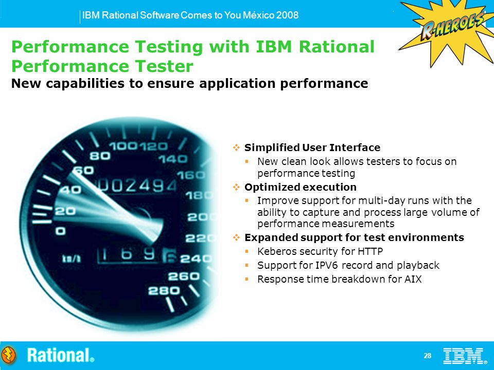 a summary of rational performance testing Rational performance tester version 80 for microsoft running tests and viewing summary results from ibm rational quality manager is performance testing.