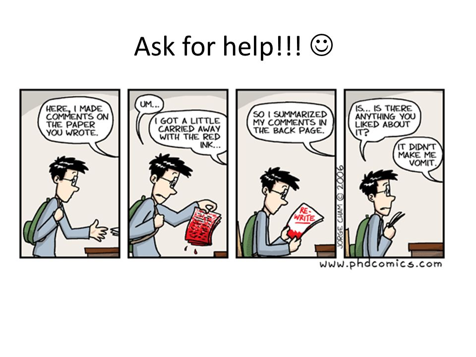 how to ask for help at work