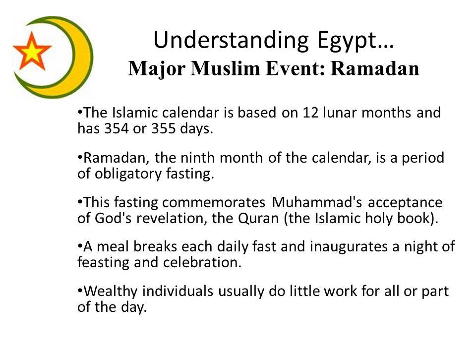 Event Ramadan Essay Sample