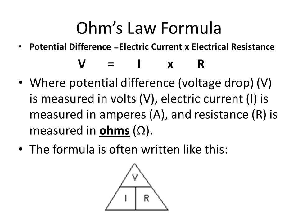 resistance electric current and potential difference When describing voltage, current, and resistance, a common analogy is a water tank in this analogy, charge is represented by the water amount , voltage is represented by the water pressure , and current is represented by the water flow.