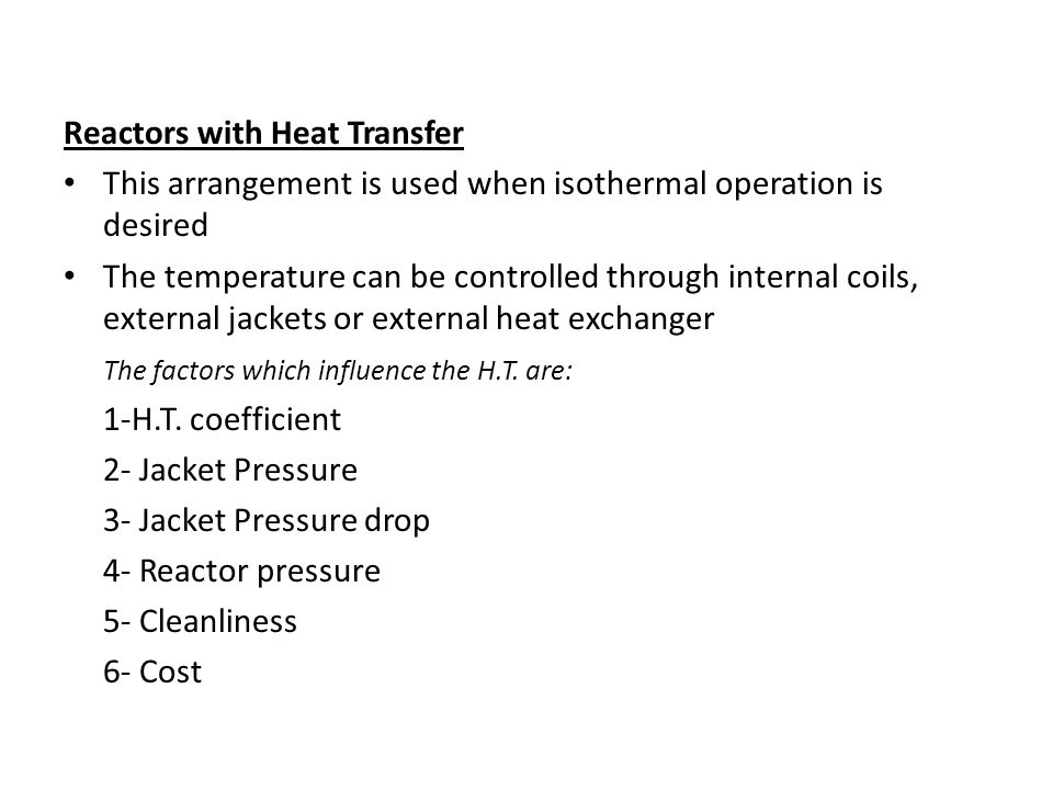 heat transfer within a jacketed reactor system Jacketed vessel with stirrer and coil apparatus specification of jacketed vessel with coil and stirrer miniature jacketed vessel heat exchanger system for use with an heat exchanger service unit comprises processing vessel with outer jacket, inner coil, variable speed stirrer and baffle.