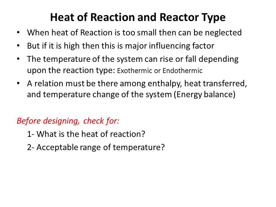 heat transfer within a jacketed reactor system Need help to find the heat transfer coefficient for a stirred bioreactor any help on how do i go about is this a jacketed or coiled vessel the overall heat transfer coefficient not only depends on the heat exchanger configuration and on the choice of coolant, it also depends on the.