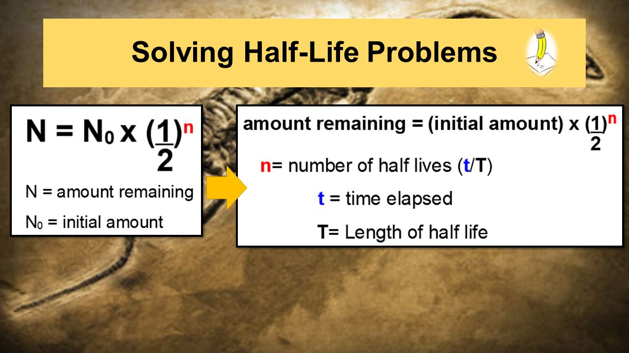 solving carbon dating problems Lesson 21: logarithmic and exponential problem logarithmic and exponential problem solving (carbon-14) dating, scientists have determined that some.