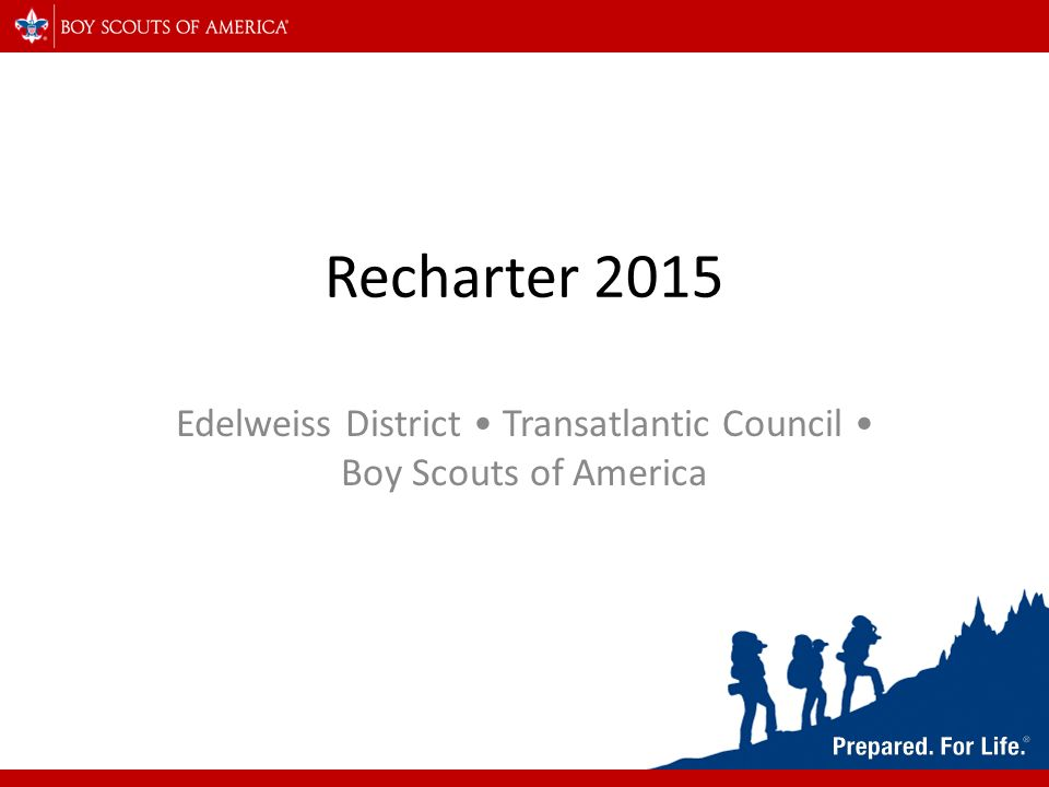 Edelweiss district transatlantic council boy scouts of for Boy scout powerpoint template