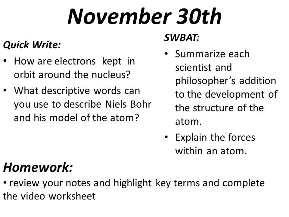 Reading Directions Worksheet November Th Homework Read Pgs Take The Two Worksheets  Ppt  Summarizing Practice Worksheets Pdf with Rational Word Problems Worksheet  November  Printable Second Grade Worksheets