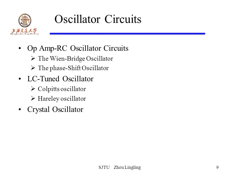rc phase shift oscillator pdf