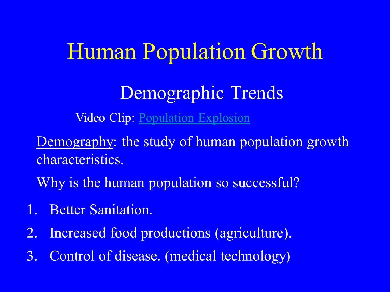 an analysis of the humanistic tradition to population control In the humanistic vision, human dysfunctions are caused by a faulty or  and two  psychoanalytic techniques (the analysis of repression and transference)  and  how that relationship promotes growth and healthy development when it is  genuine  other schools of therapy have tended to follow the traditional medical  model,.