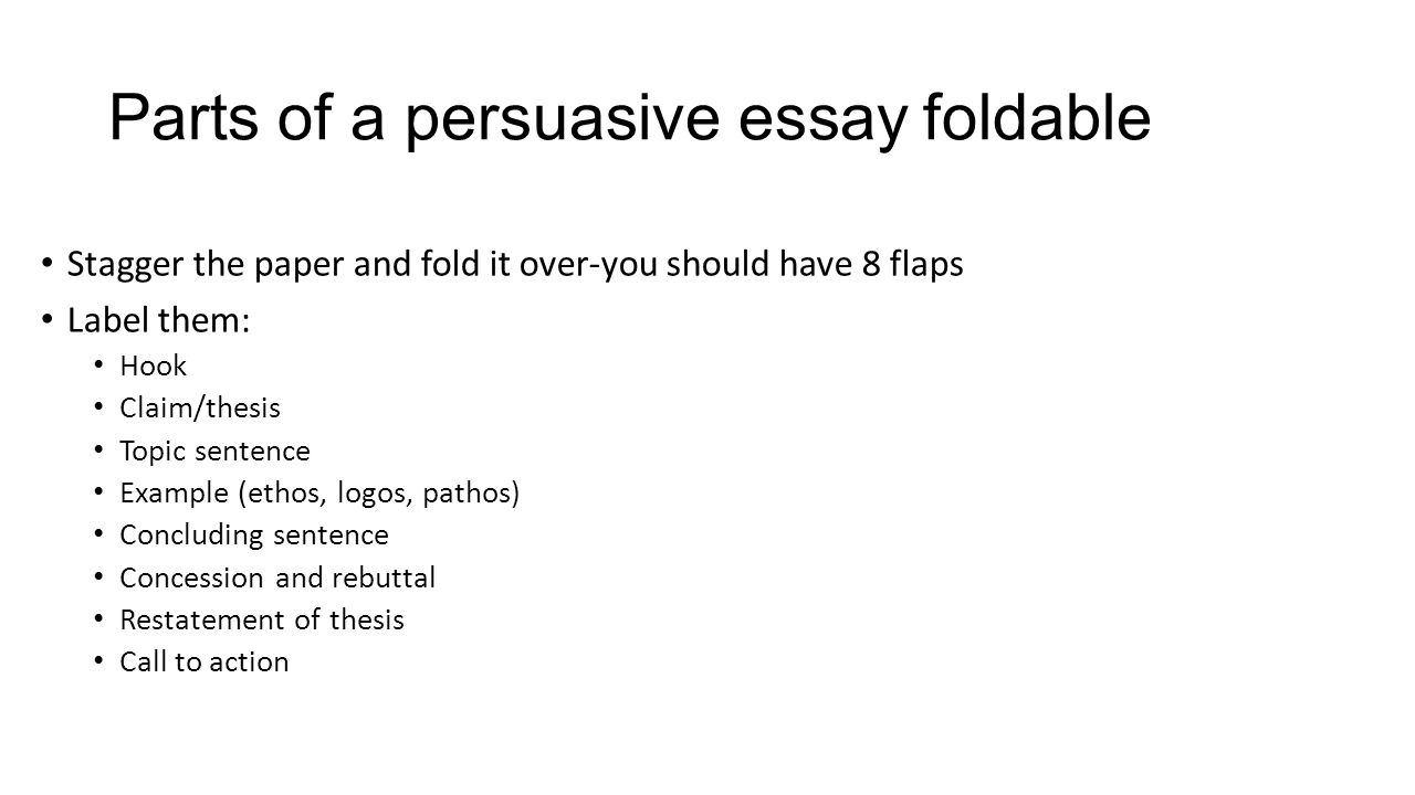 parts of good essay Main parts of an academic essay  title page: a title page should include the essay's title (capitalized and centred 2 inches from the top of.