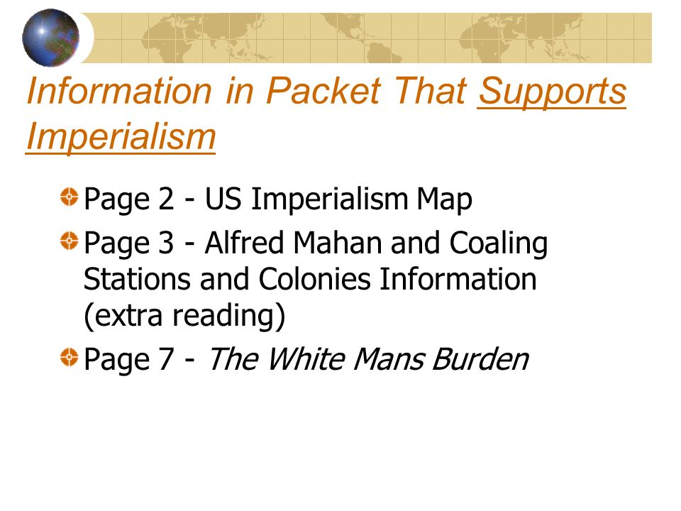 an analysis of americans support of imperialism American imperialism - imperialism, defined by merriam-webster's online dictionary, is the policy, practice, or advocacy of extending power and dominion of a nation especially by direct territorial acquisition or by gaining indirect control over the political or economic life of other areas(merriam-webster.