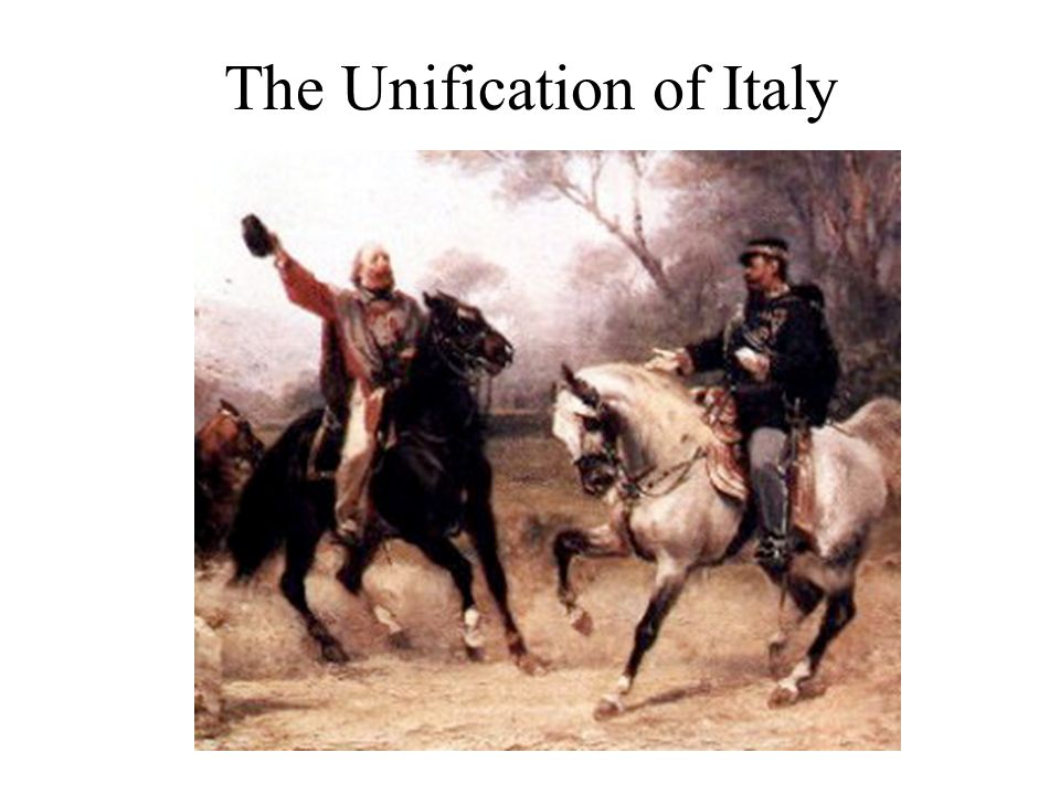 a history of the unification of italy in the nineteenth century History personal tools log in tools history of italy: primary documents flag of italy eurodocs  history of italy: seventeenth to nineteenth century italy.