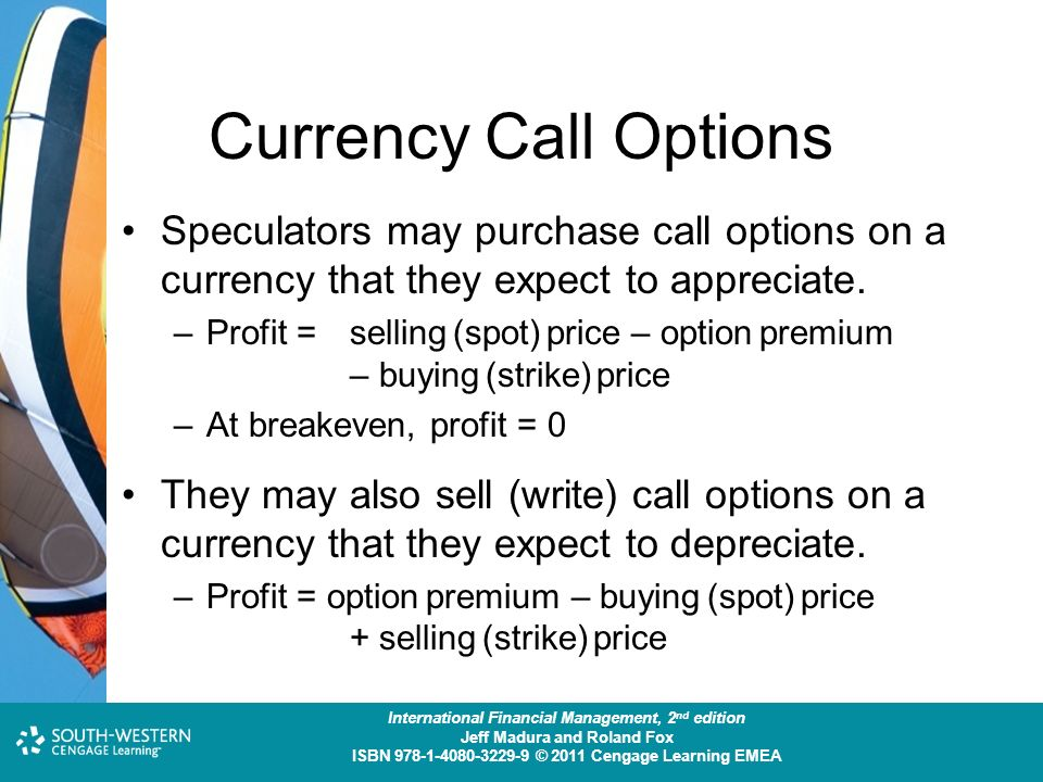 Buy currency options online