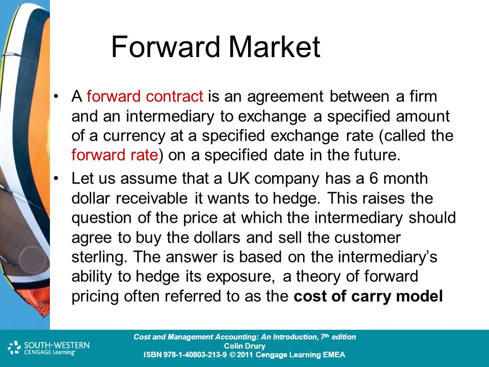 fb chapter on currency derivatives Chapter 5 currency derivatives lecture outline forward market how mncs can use forward contracts non-deliverable forward contracts currency futures market.