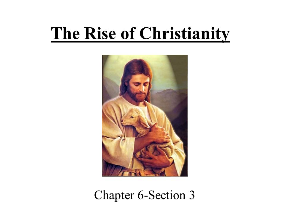 the rise of christianity ppt video online download. Black Bedroom Furniture Sets. Home Design Ideas